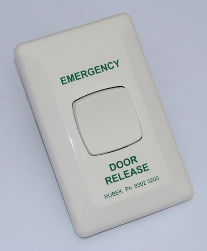 Large Emergency Button