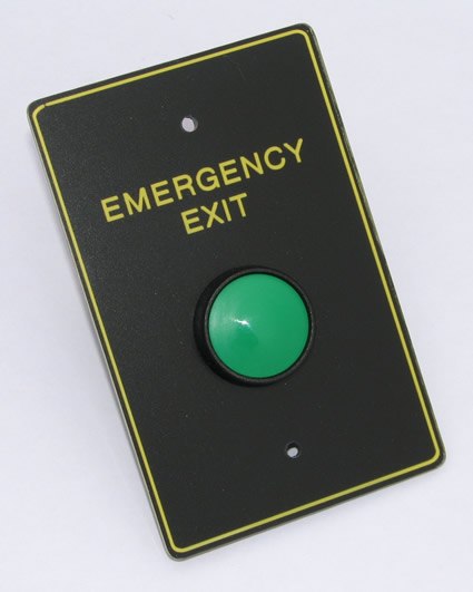 Wall Mount Emergency Button
